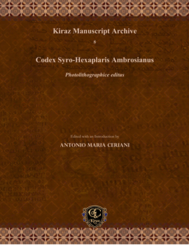 Picture For Kiraz Manuscript Archive Series and Journal