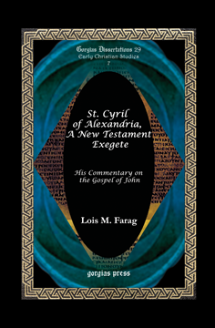 Picture of St. Cyril of Alexandria, A New Testament Exegete