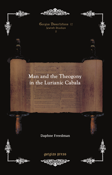 Picture of Man and the Theogony in the Lurianic Cabala