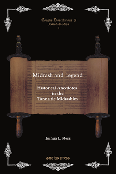 Picture of  Historical Anecdotes in the Tannaitic Midrashim