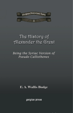 Picture of The History of Alexander the Great