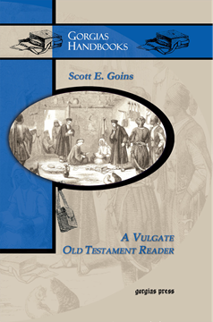 Picture of A Vulgate Old Testament Reader