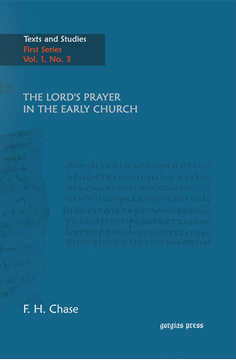 Picture of The Lord's Prayer in the Early Church