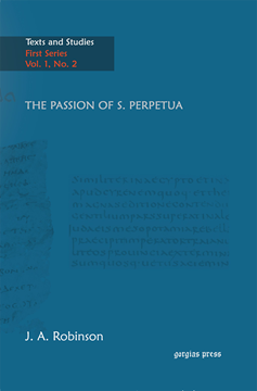 Picture of The Passion of S. Perpetua