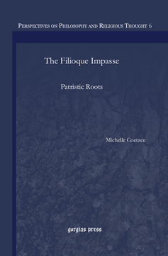 Picture of The Filioque Impasse