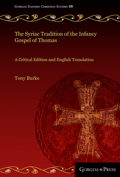 Picture of The Syriac Tradition of the Infancy Gospel of Thomas