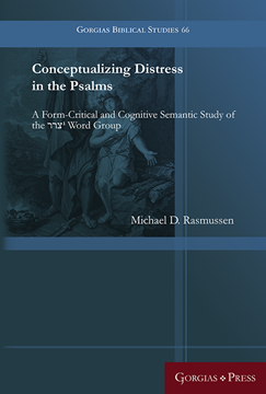 Picture of Conceptualizing Distress in the Psalms