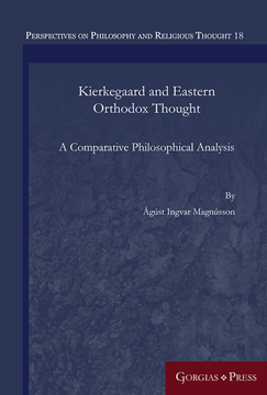 Picture of Kierkegaard and Eastern Orthodox Thought