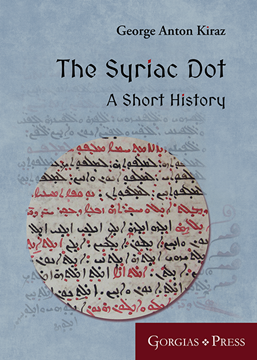 Picture of The Syriac Dot (paperback)