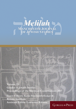 Picture of Gender in Jewish Studies