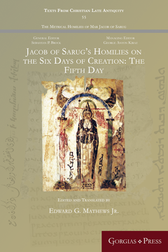 Picture of Jacob of Sarug's Homilies on the Six Days of Creation (The Fifth Day)