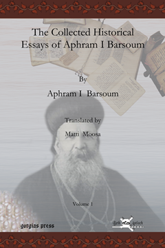 Picture of The Collected Historical Essays of Aphram I Barsoum (2-volume set, paperback)