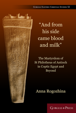 "Picture of ""And from his side came blood and milk"""