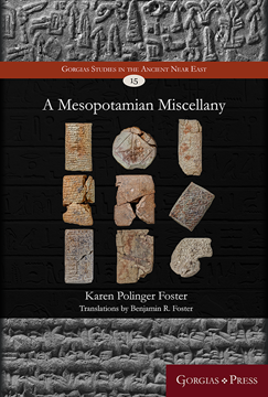 Picture of A Mesopotamian Miscellany