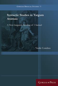 Picture of Syntactic Studies in Targum Aramaic