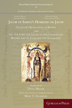 Picture of Jacob of Sarug's Homilies on Jacob