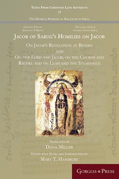 Picture of Jacob of Sarug's Homilies on Jacob