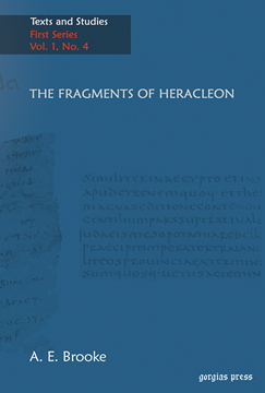 Picture of The Fragments of Heracleon
