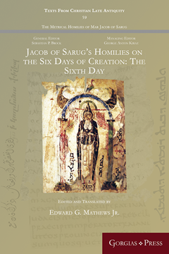 Picture of Jacob of Sarug's Homilies on the Six Days of Creation (The Sixth Day)