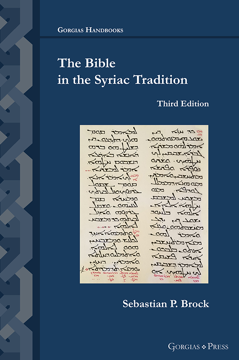 Picture of The Bible in the Syriac Tradition (Third Edition)