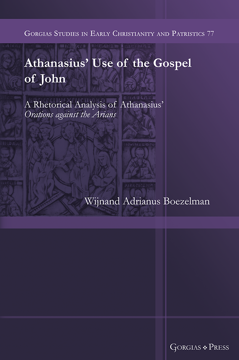 Picture of Athanasius' Use of the Gospel of John