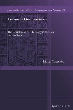 Picture of Ausonius Grammaticus