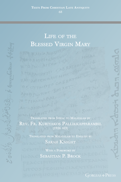 Picture of Life of the Blessed Virgin Mary